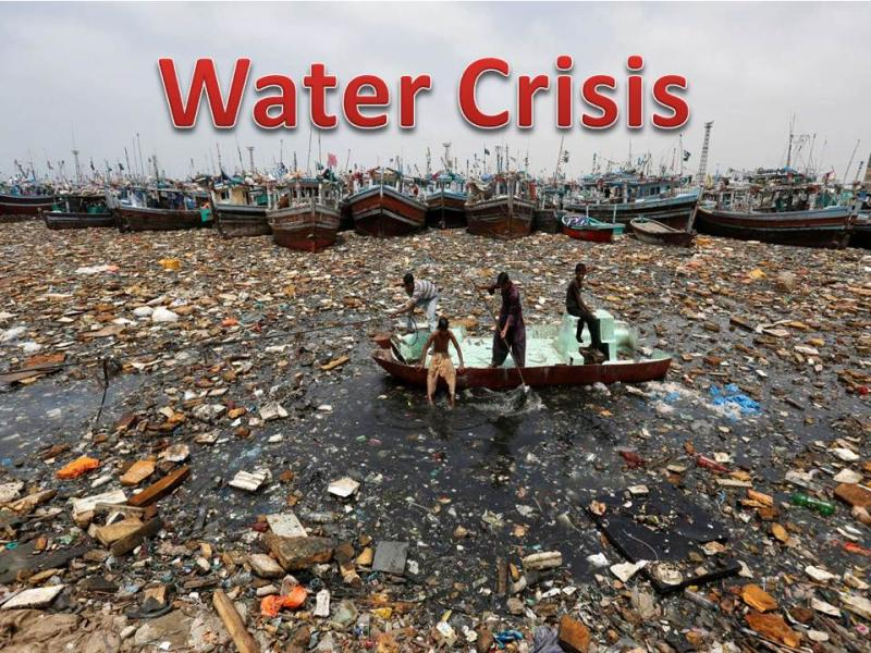 """""""Drinking Water Crisis In The World"""""""