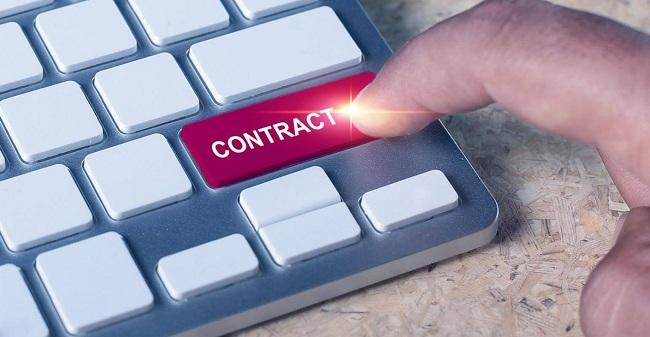 Contracting Financial Services
