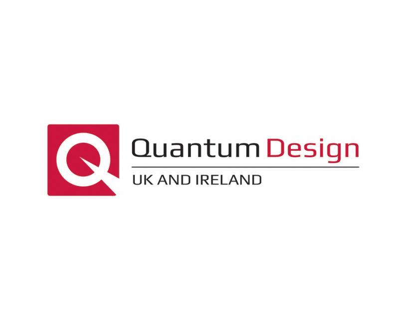 New Logo For Quantum Design UK and Ireland
