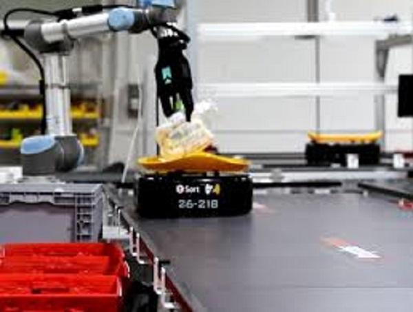 Mobile Robots in E-Commerce