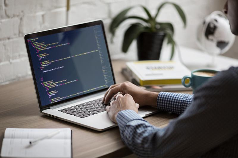 Website development with PHP and JavaScript