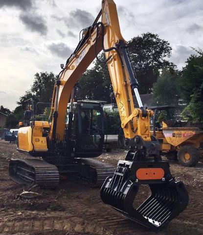 Selector Grabs for Excavators Market Size, Share, Development