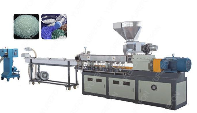 Plastic Recycling Granulator Machine Market Size, Share,