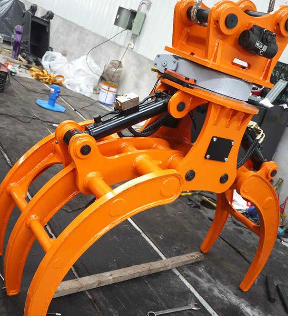 Hydraulic Grapples for Excavators Market Size, Share,