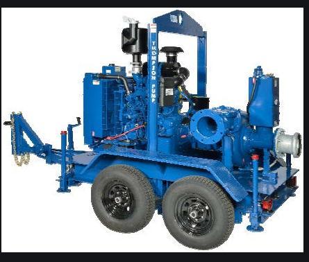 Dry Prime Centrifugal Pumps Market Size, Share, Development