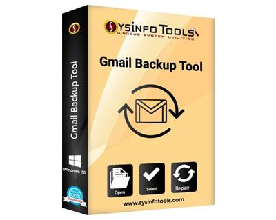 SysInfotools Gmail Backup Tool For Win & Mac