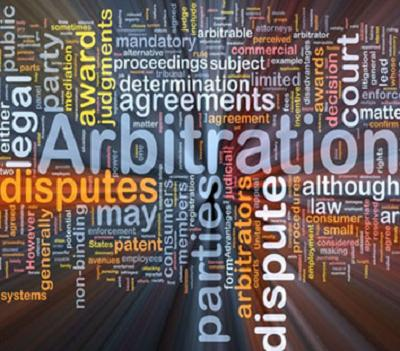 Arbitration in Banking and Finance