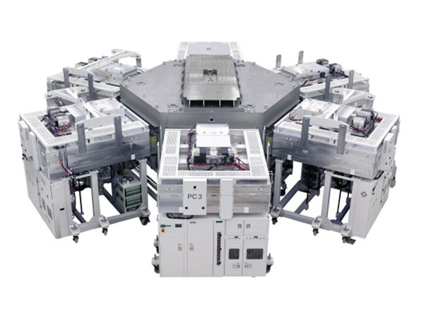 Global Semiconductor Chemical Vapor Deposition Equipment