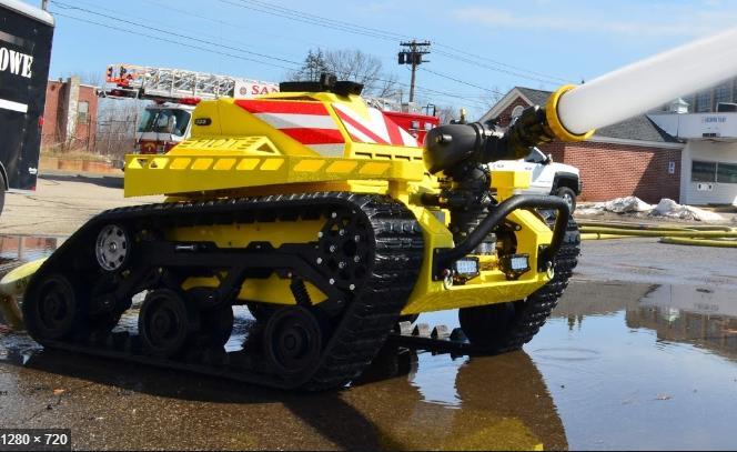 Firefighting Robot Market Size, Share, Development by 2024