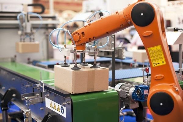 Machine-Tending Robots Market