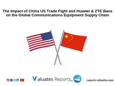 The Impact of China US Trade Fight and Huawei and ZTE Bans on