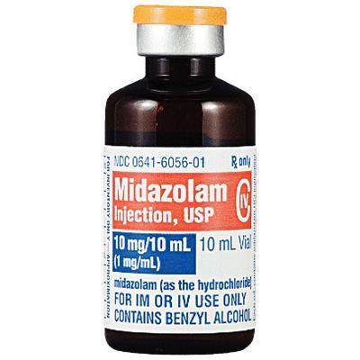 Global Midazolam HCl Market to Witness a Pronounce Growth During