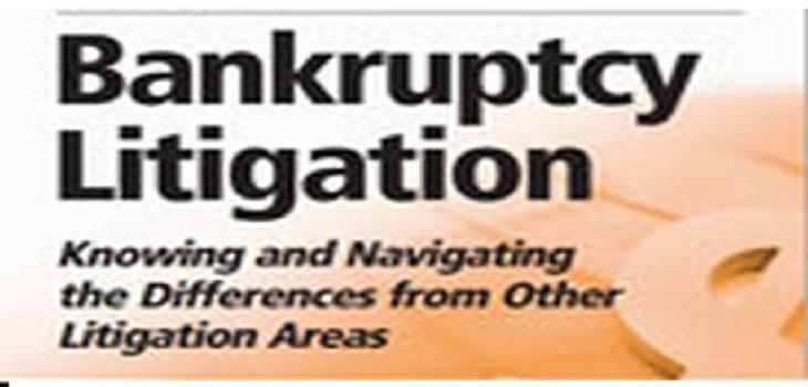 Bankruptcy Litigation Market