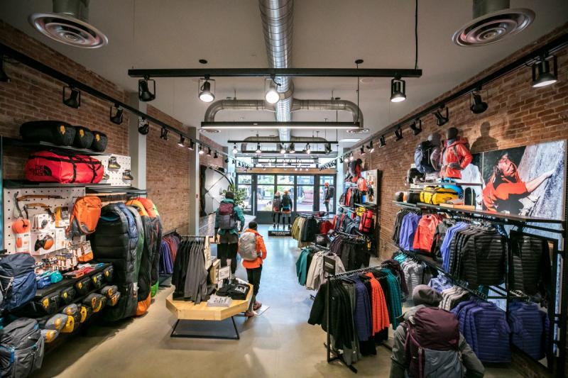 Outdoor Retail Brands Market