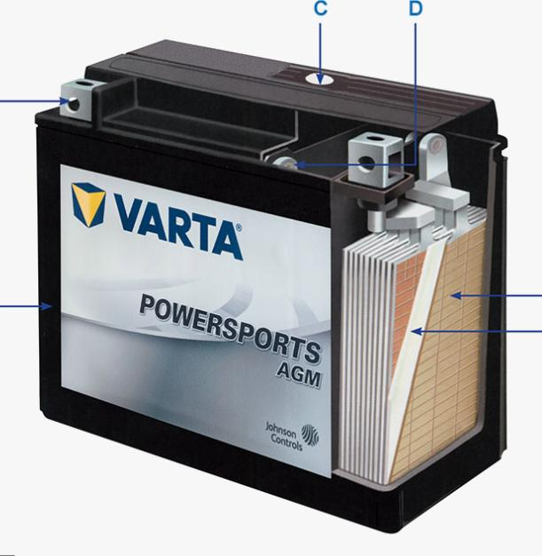 Absorbed Glass Mat (AGM) Separator Batteries Market Size,