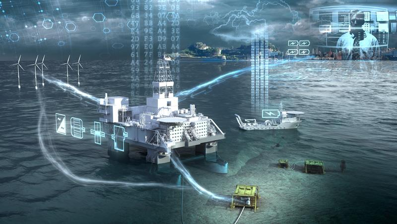 Digital Solution For Oil And Gas