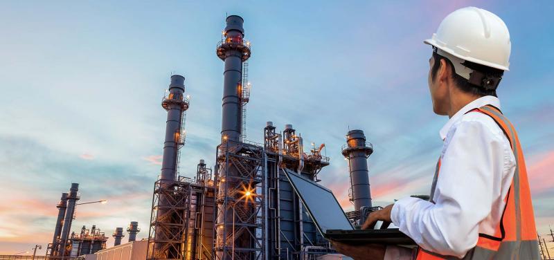De pétrole et de Gaz Logiciel de Gestion d'Actifs du Marché à Témoin Robuste