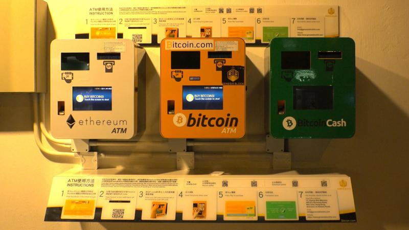 Global Bitcoin and Cryptocurrency ATMs Market 2019-2026 | Top