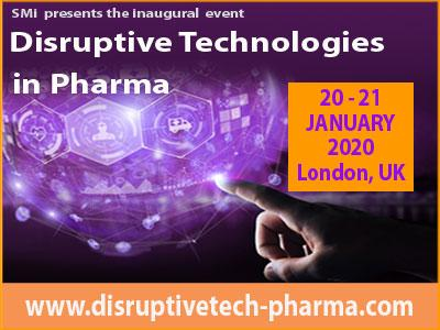 Join pioneering industry leaders at the inaugural Disruptive