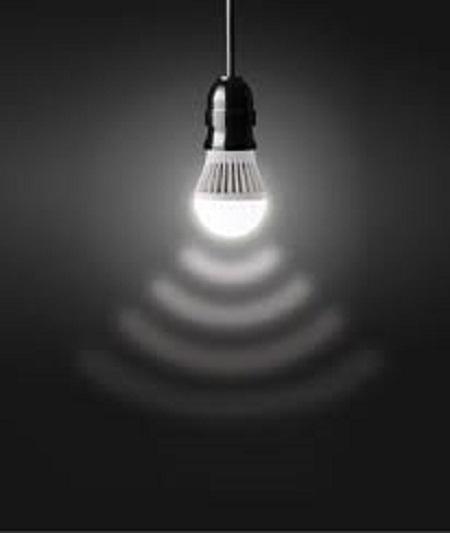 LiFi (Light Fidelity) Technology