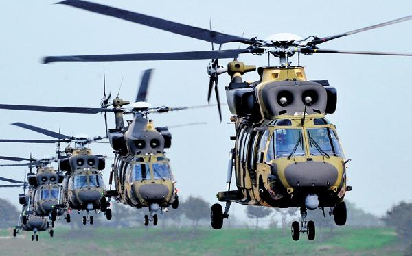 Helicopter Manufacturing Market: Competitive Dynamics &