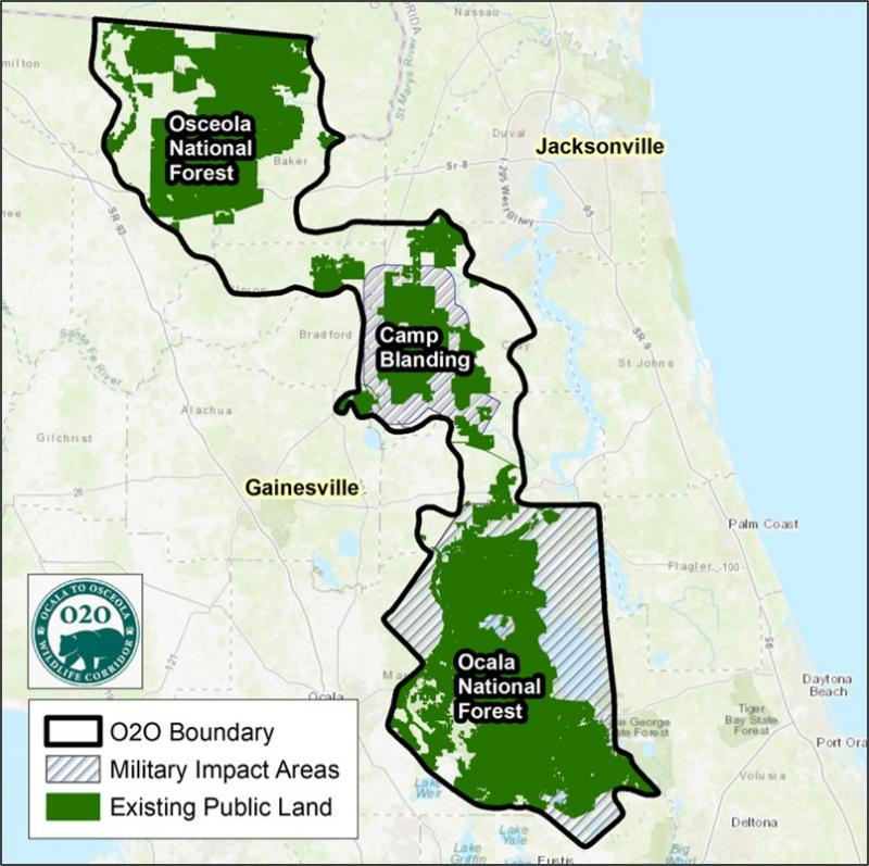 North Florida Land Trust's O2O Project chosen for Landscape