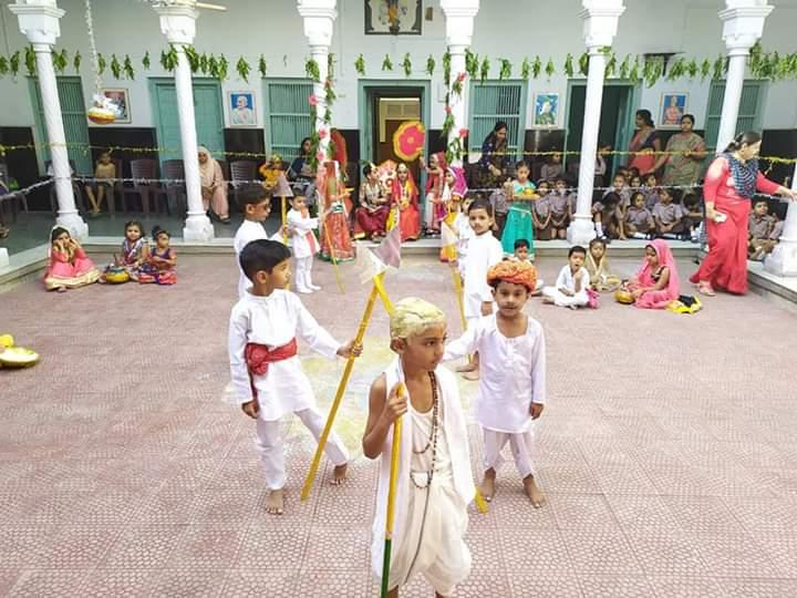 Celebrations Galore ? Lord Krishna Birthday Janmashtami 2019 at JMA Pilani