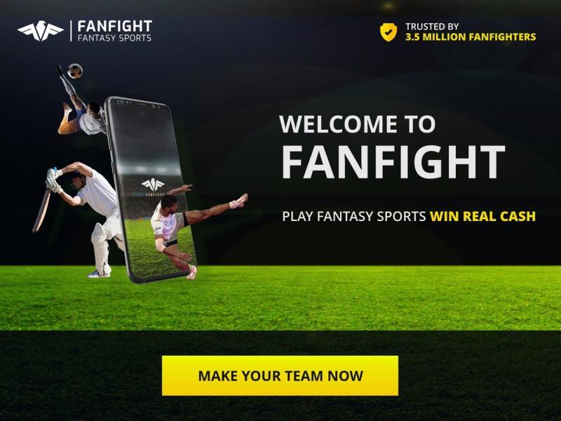 How to Play Fantasy Football on FanFight Fantasy Sports App