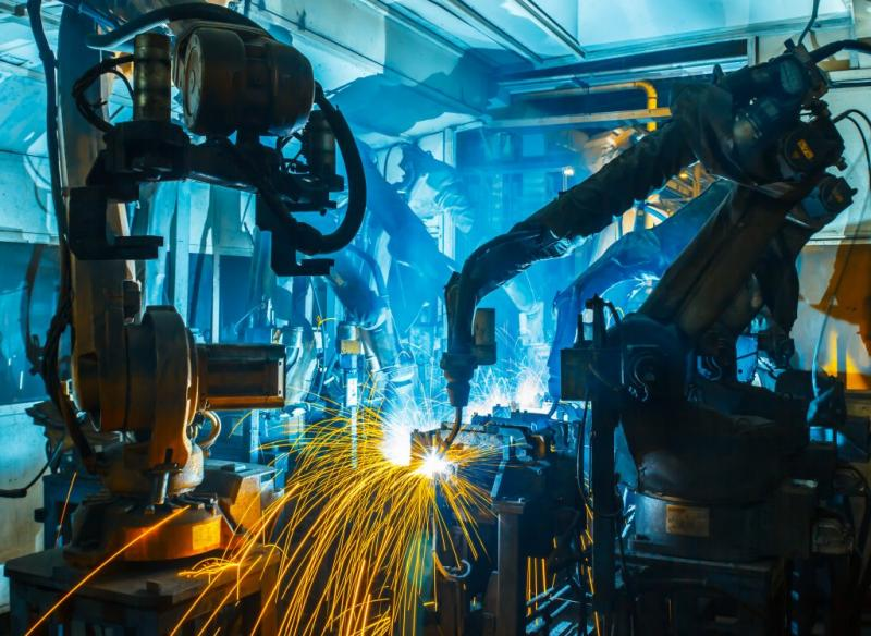 Digital Transformation and Industrial IoT