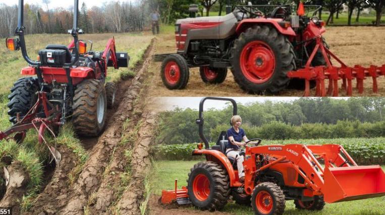 Small Farm Tractor Market Size, Share, Development by 2024