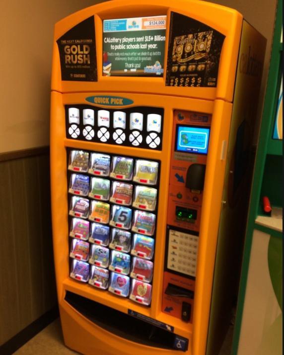 Lottery Vending Machines Market Size, Share, Development