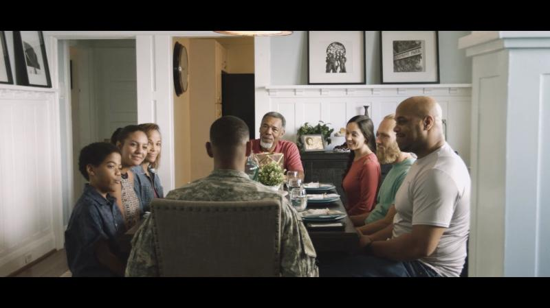 """""""Home of the Brave"""", screening at the 2nd Annual Humanitarian Film Festival, looks at veterans coming home and starting again."""