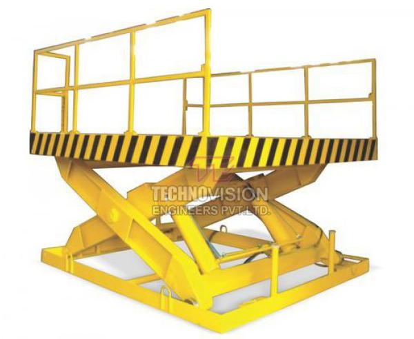 Hydraulic Scissor Lift - Manufacturer and Supplier