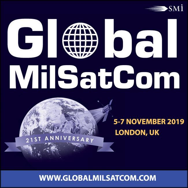 Global MilSatCom conference 2019