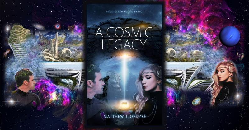 A Cosmic Legacy: From Earth to the Stars - Author Publication