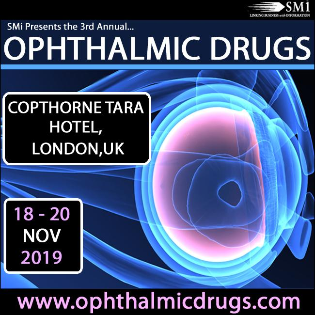 Ophthalmic Drugs Conference 2019