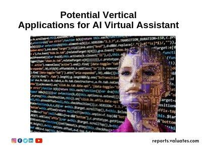 Potential Vertical Applications for AI Virtual Assistant
