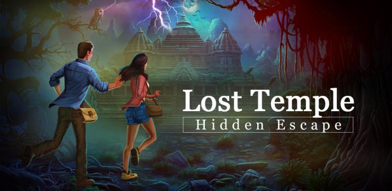 Hidden Escape: Lost Temple Faraway Adventure