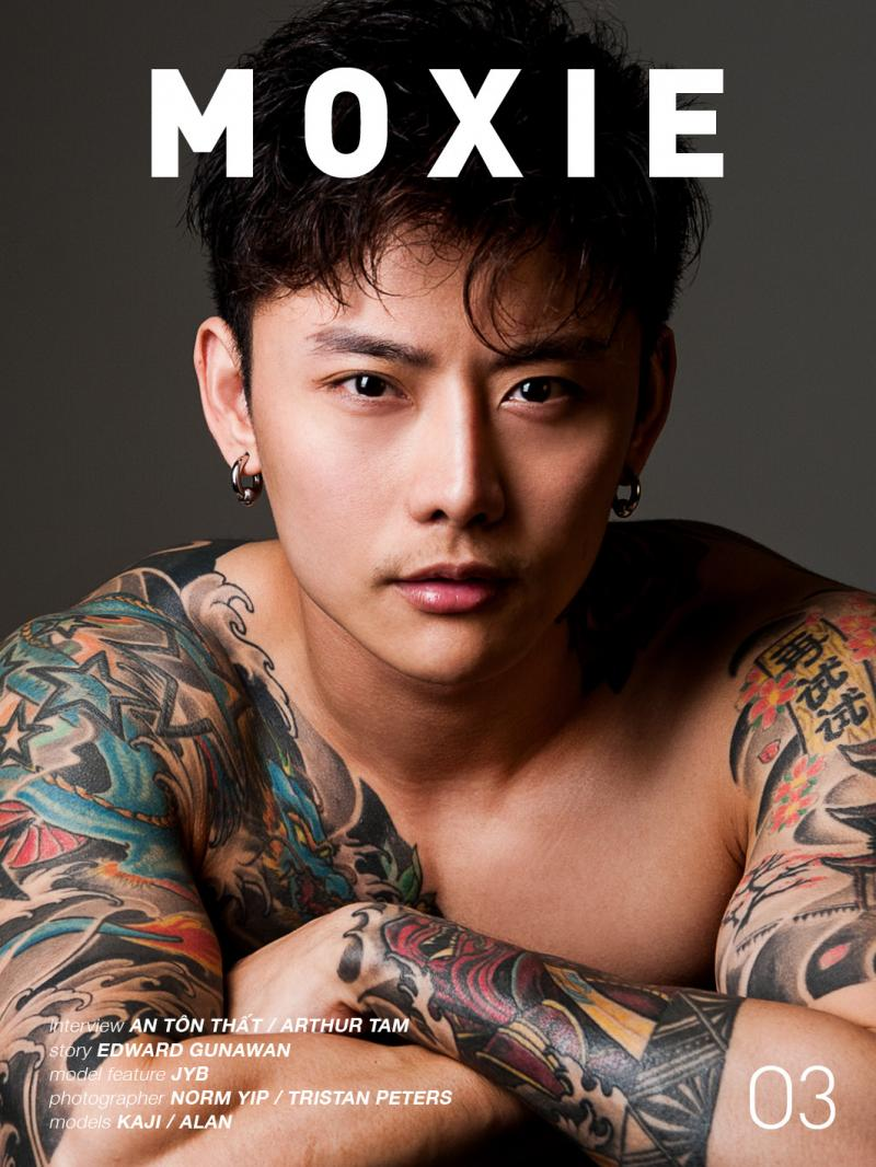MOXIE ASIA, Issue 03