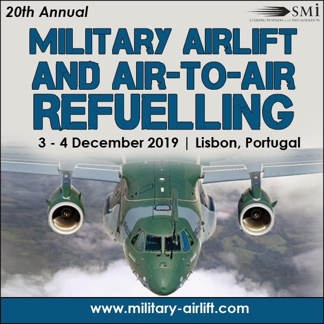 New EATC speaker to present at Military Airlift and Air-to-Air