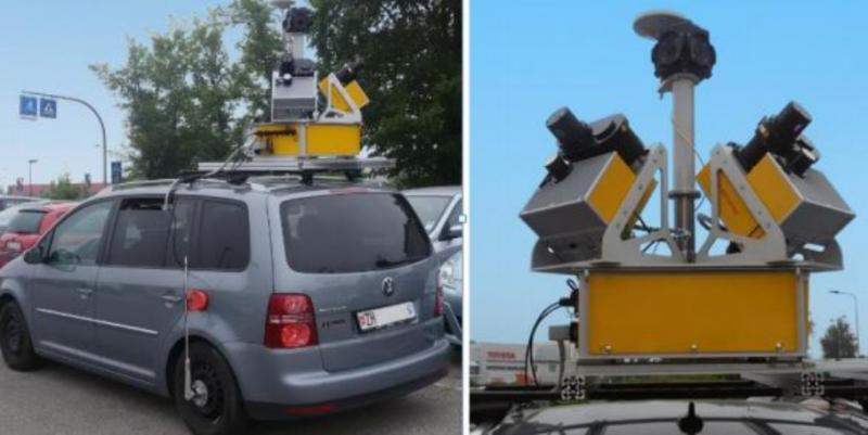 Mobile Mapping Systems