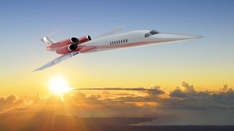 Supersonic Business Jet Market