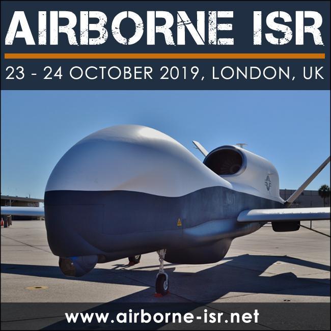 Airborne ISR 2019