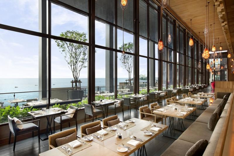 edge, Hilton Pattaya Introduces New Concept of 7 Days 7 Themes