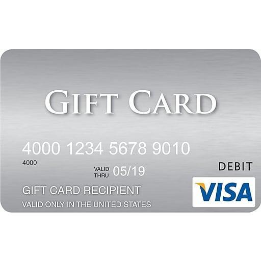 Visa Gift Card Market