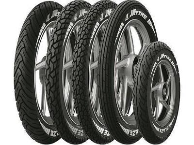 Two Wheeler Tire Market