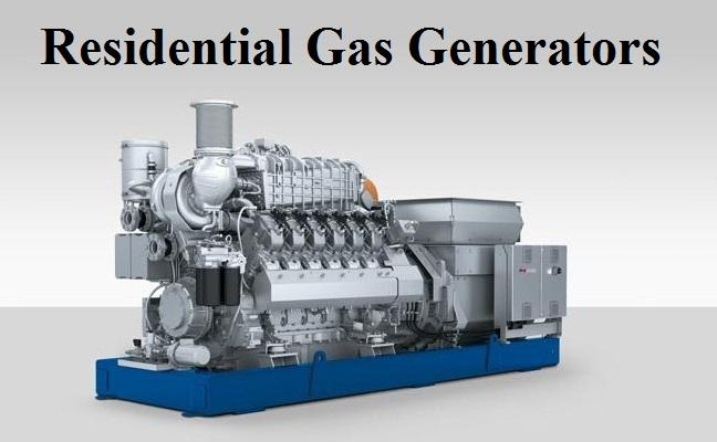 Residential Gas Generators Market