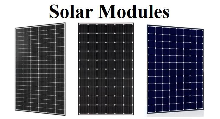 Solar Modules Market
