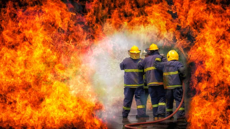 Industrial Fire Brigade Training Program and Services