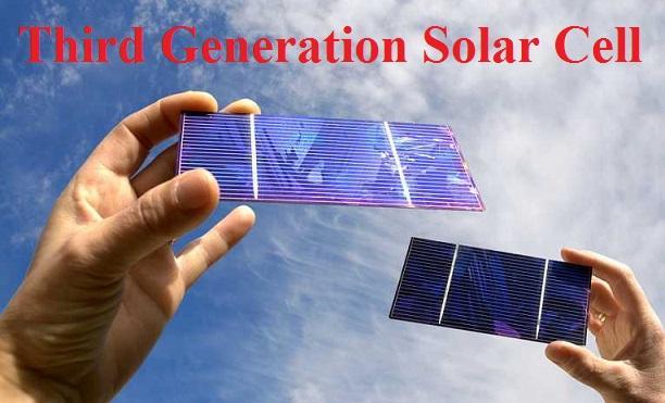 Third Generation Solar Cell Market